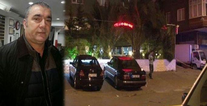 Ünlü restoranın sahibini öldüren zanlı yakalandı | Son dakika haberleri