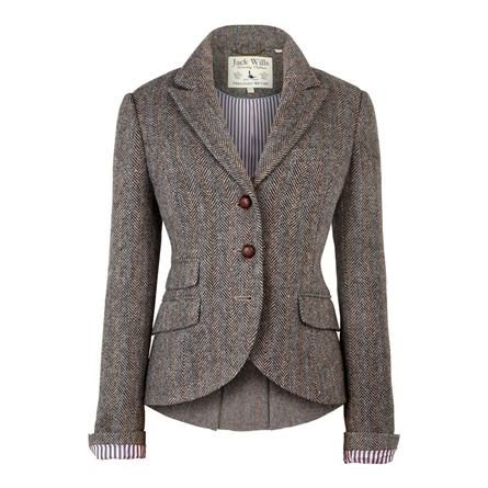Women's Blazer | Jack Wills |  Updating your summer wardrobe for a more autumnal/winter look, I like to put some of my more thicker dresses with blazers and a cute scarf, it looks great and can be dressed up for an evening look, love it. Definitely worth the £179 price tag! <3