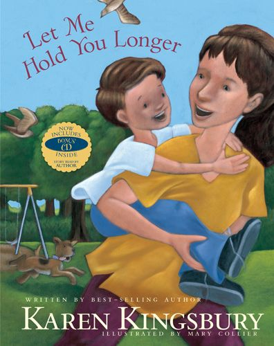 We read this book tonight and both cried. It is a must read for mommys and their baby boys!