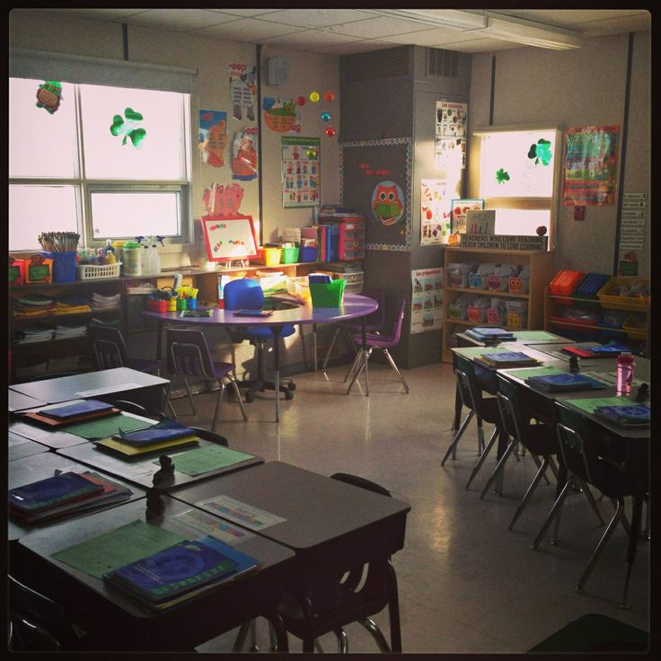 A postive classroom environment is important