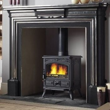 cast iron fire surround - Google Search