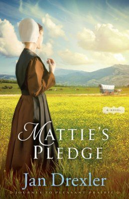 This novel took me on a journey into the 1840s. Mattie Schock's family is traveling with several other Amish family from Brothers Valley, Pennsylvania, to Indiana. She hasn't seen Jacob Yoder since…
