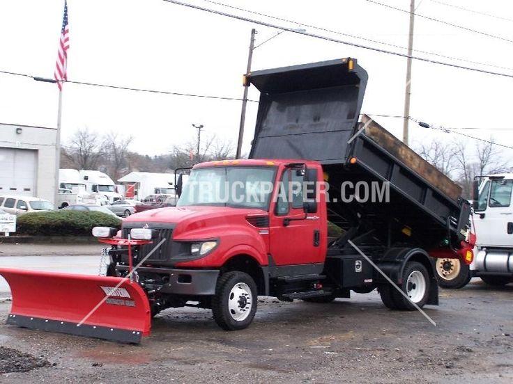 2014 INTERNATIONAL TERRASTAR 4x4 Medium Duty Trucks - Dump Trucks For Sale At TruckPaper.com