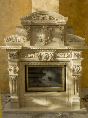 396 Best Fireplace Surrounds Images On Pinterest Fire