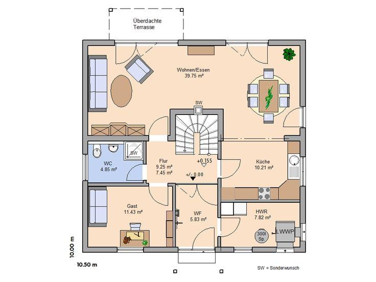 15. Treppe Im Wohnzimmer Grundriss U2013 Dumss.com