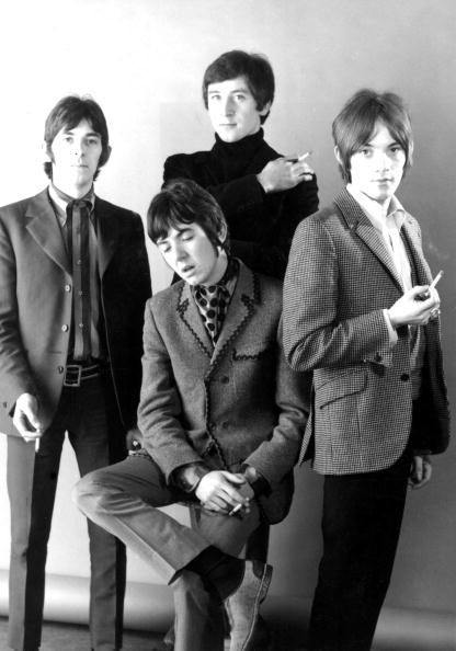 Small faces - a really interesting English pop band.