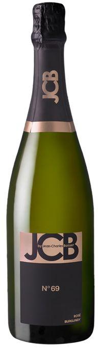 "A ""Runway Worthy"" bubbly #Boisset #JCB No.69 Sparking Wine."