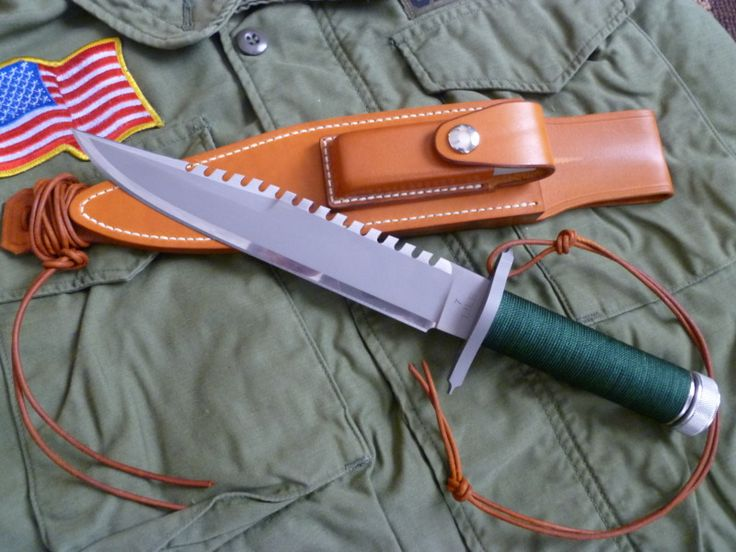 Rambo Last Blood Knife – Quotes of the Day