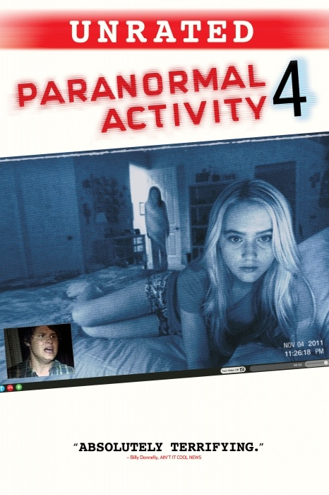 ☆ Paranormal Activity 4 - Unrated Edition ☆