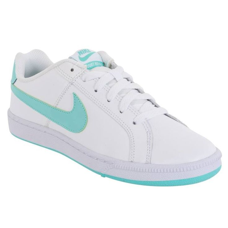 SDR Chaussures sports de raquette Chaussures - NIKE COURT ROYALE-WHITE/HYP W NIKE - Femme
