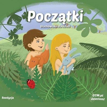 Początki, Słuchowisko dla dzieci - CD