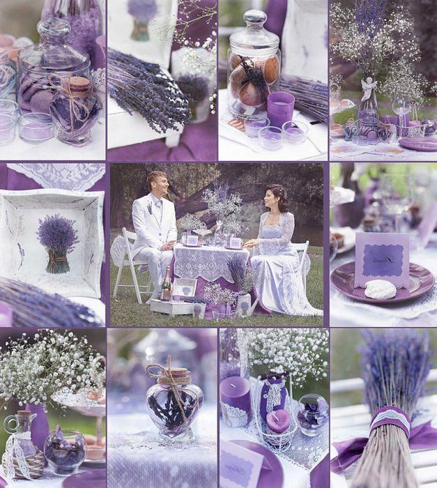 Лавандовая свадьба в Минске – для настоящих романтиков