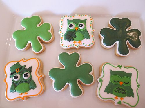 Cookie decoration ideas...