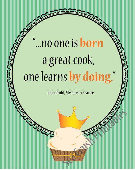 Julia Child Quote,