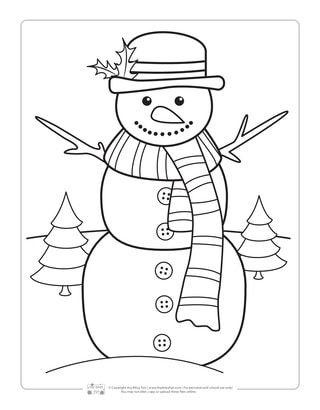 winter coloring pages   weihnachtsmalvorlagen, lustige malvorlagen und malvorlagen für kinder