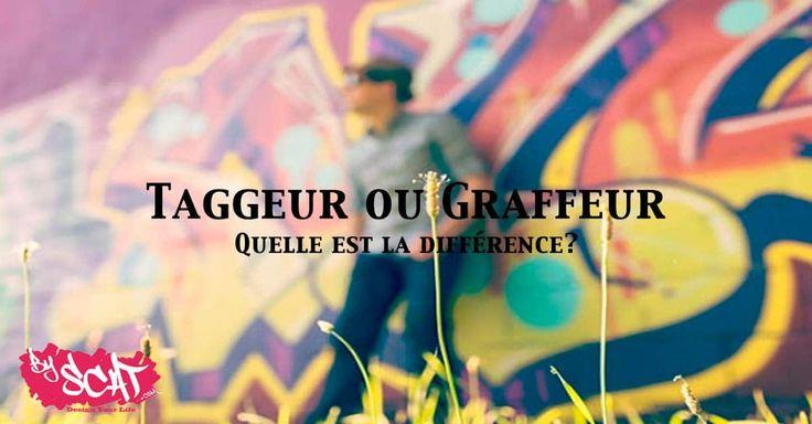 Il est important de faire la différence entre le tag et le graffiti. Le tag est souvent vu sous un mauvais œil, il est interprété comme un acte vandale. Le graffiti par contre est considéré comme de l'art urbain, son application est admise par la loi.   #graffiti