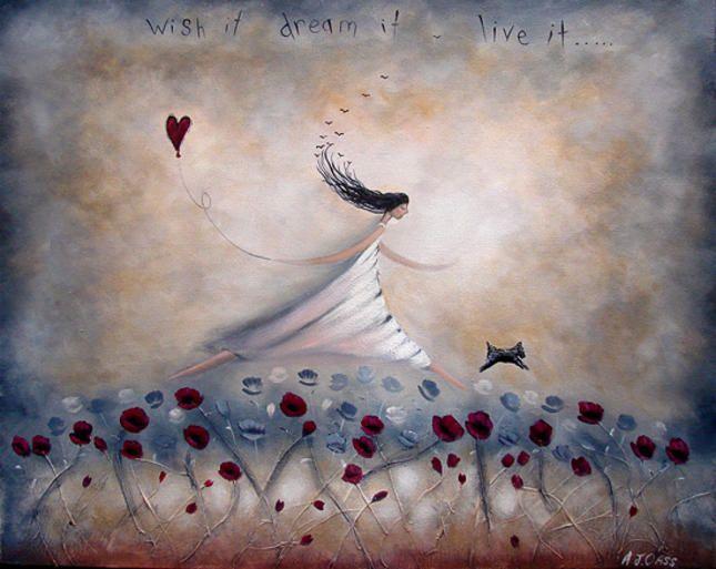 Η αληθινή αγάπη δε συνίσταται στο να προσπαθούμε να διορθώσουμε τους άλλους, αλλά στο να αισθανόμαστε χαρά που τα πράγματα είναι καλύτερα απ' ότι