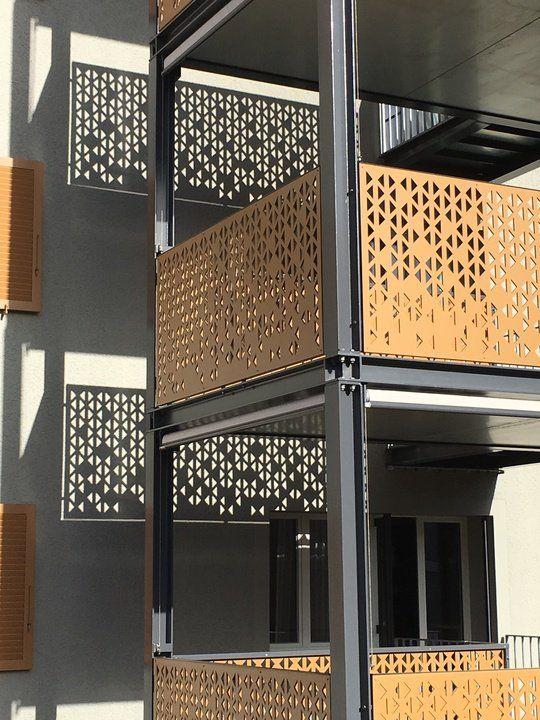 Balcony Balustrades from Bruag
