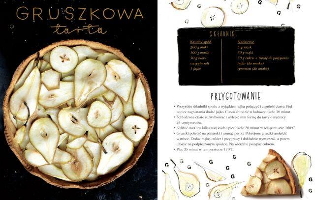 Alfabet ciast, Zofia Różycka