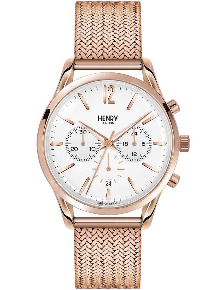 Henry London Richmond Watch HL39-CM-0034