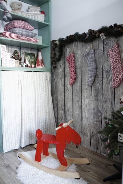 Christmas kids room!