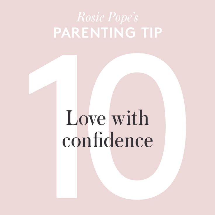 #parentingtips from Rosie Pope