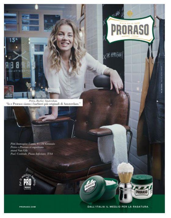 Men's only | Proraso ADV