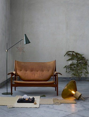 Hunter Grand Floor lamp, designed by Niclas Hoflin for Rubn.com