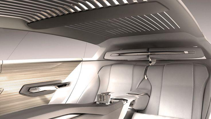 CONCEPT CAR PEUGEOT HX1 2011 on Behance