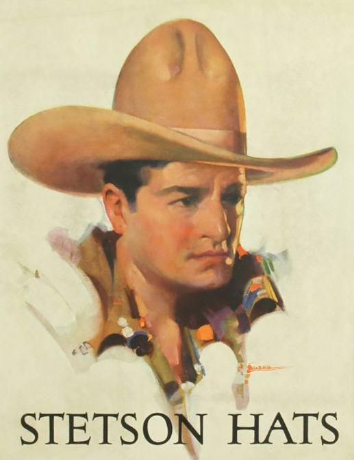 2b1ecdf5f0a Stetson Hats Vintage Western Wear