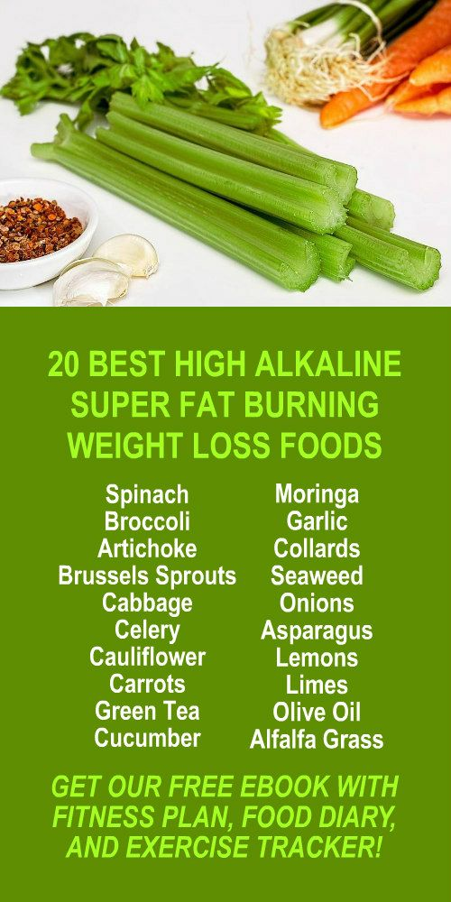 20 Best High Alkaline Super Fat Burning Weight Loss Foods. Learn about Zija's po…