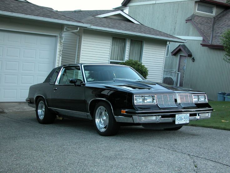 65 best images about oldsmobile cutlass supreme on for 85 cutlass salon