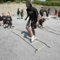 Off Ice Hockey Training for Kids