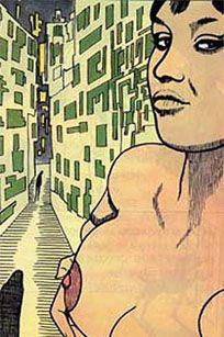 DINO BUZZATI: Poema a fumetti