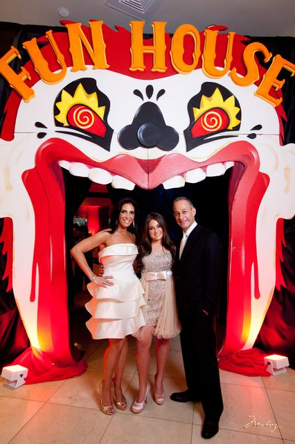 "Photo 1 of 14: Carnival Theme / Bar Mitzvah ""Bat Mitzvah Carnival Theme "" 