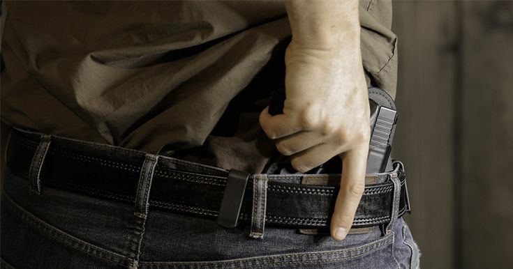 Eight States Where The 2nd Amendment Is Your Concealed Carry Permit