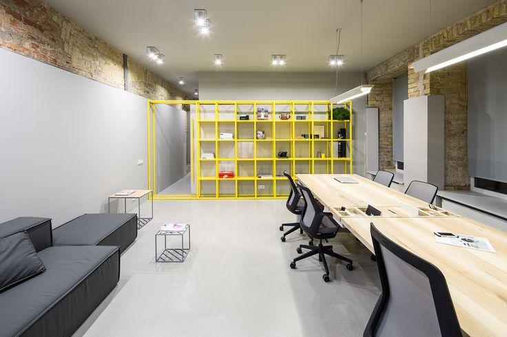 A Peek Inside FILD's Minimalist Kiev Office - Officelovin'