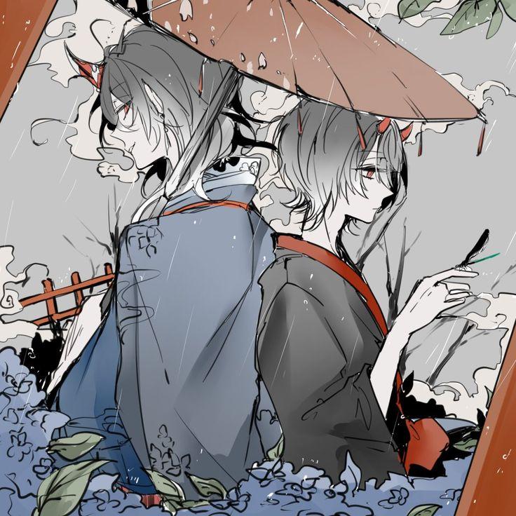 Rei and Ritsu | Ensemble Stars!