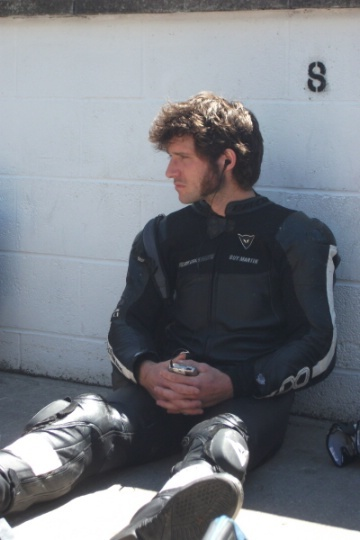 Guy Martin Motorcycle racer & TV star