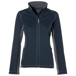 Branded Elevate Iberico Softshell Jacket - LADIES | Corporate Logo Elevate Iberico Softshell Jacket - LADIES | Corporate Clothing