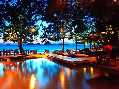Krabi Hotel, The Tubkaak Krabi is a Boutique Villa Resort, Thailand