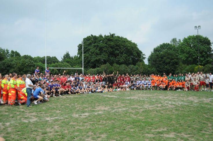 Torneo La Colonna Mirano Lega Italiana Touch Rugby