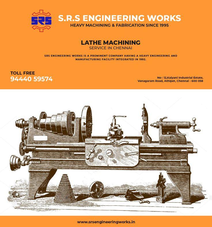Srs Engineering Engineering works, Engineering, Job work