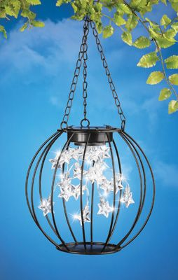 solar hanging lanterns outdoor How to Make a Summer Jar Lantern | Garden, Yard and Patio  solar hanging lanterns outdoor