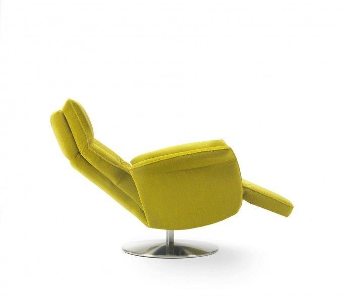 Modern Reclining Chair And Modern Recliner