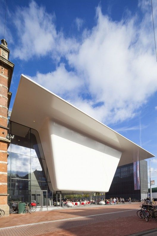 Stedelijk Museum Amsterdam // Benthem Crouwel Architects // Amsterdam, The Netherlands