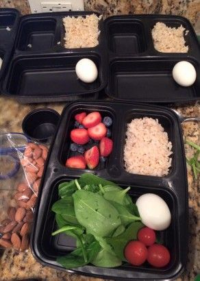 meal prep for the advocare 24 day challenge http://24days2skinny.com/advocare-24-day-challenge-meal-prep/