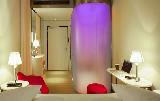 CitizenM Hotel Amsterdam Airport - Compare Deals Rate: Fabulous, 8.8 #Very trendy #Good-sized beds #Fast check-in