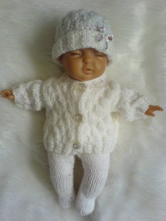 34 best images about Baby Dolls on Pinterest Baby dolls, Baby born and Knit...