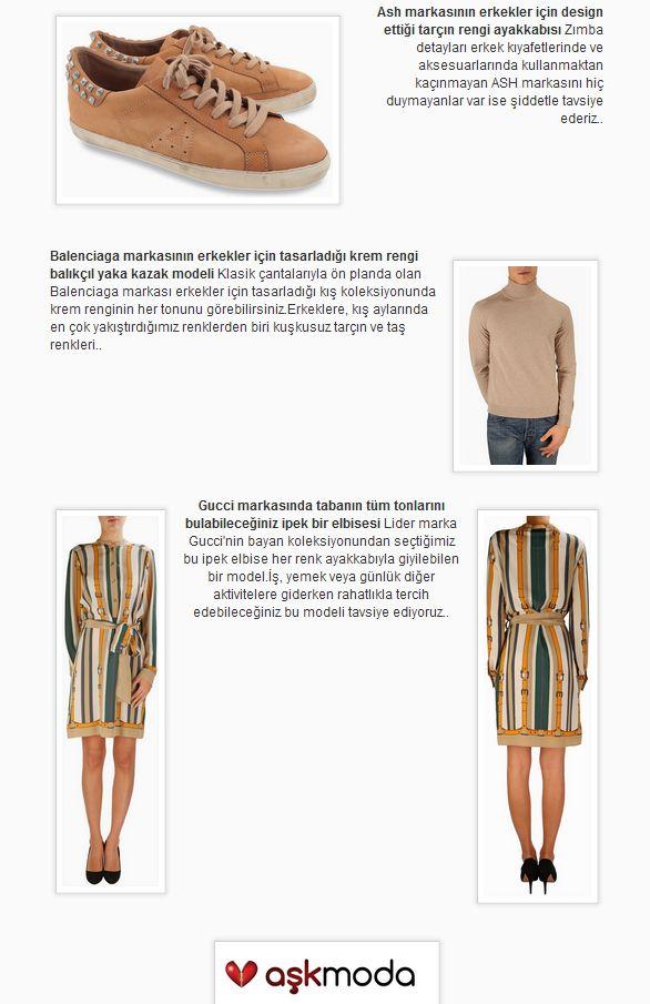 Ash markasının erkekler için design ettiği tarçın rengi ayakkabısı Zımba detayları erkek kıyafetlerinde ve aksesuarlarında kullanmaktan kaçınmayan ASH markasını hiç duymayanlar var ise şiddetle tavsiye ederiz.. #ash #gucci #balenciaga #brand #aşkmoda #aşk #moda #fashion #women #men #trend #taba #nude @Joanna Williams @Jaime Bernstein @Jennifer